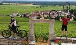 séjour à vélo en Bourgogne
