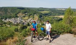 les Alpes mancelles à vélo